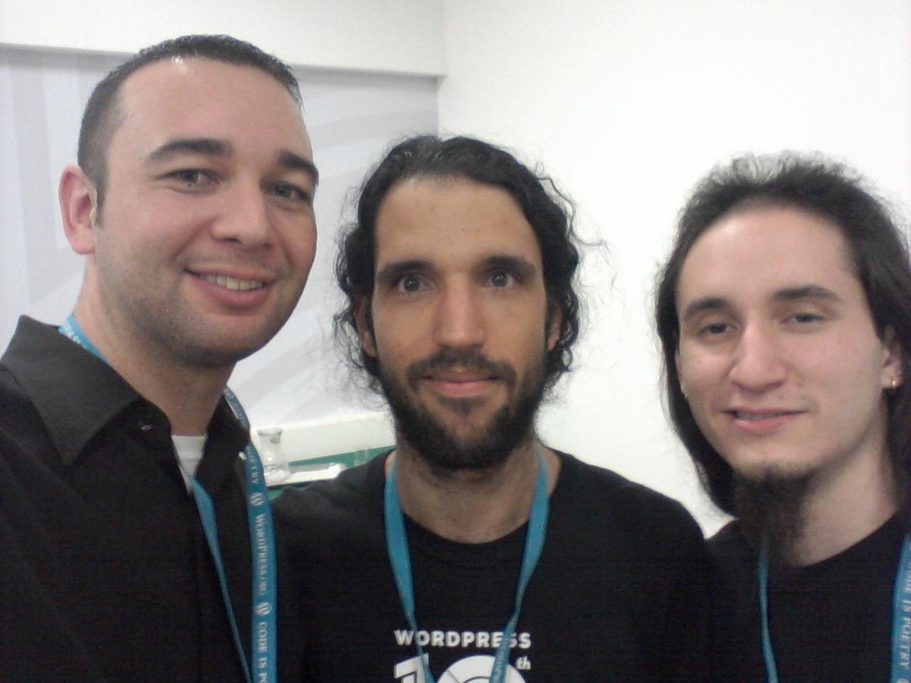 Eu, Deblyn Prado, Claudio Sanches