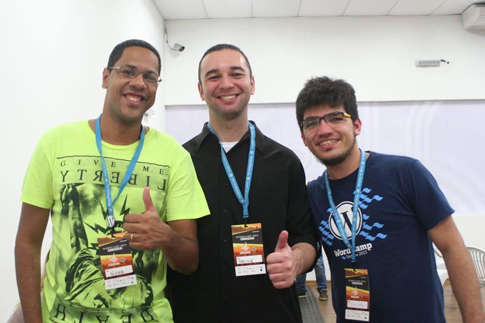 Guga Alves, Eu, André Bertolino
