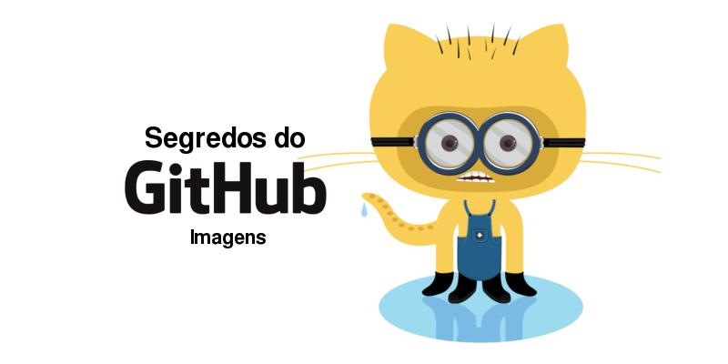 Segredos do Github - Imagens