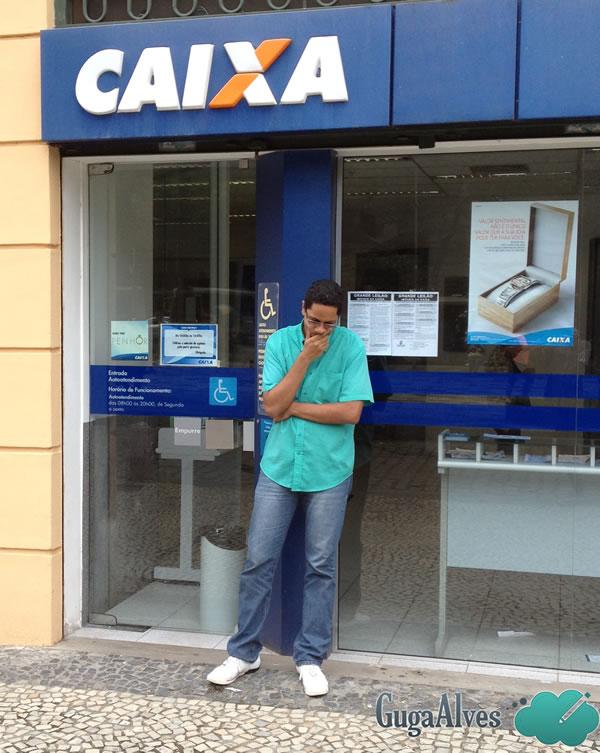 Guga Alves pensando fora da caixa