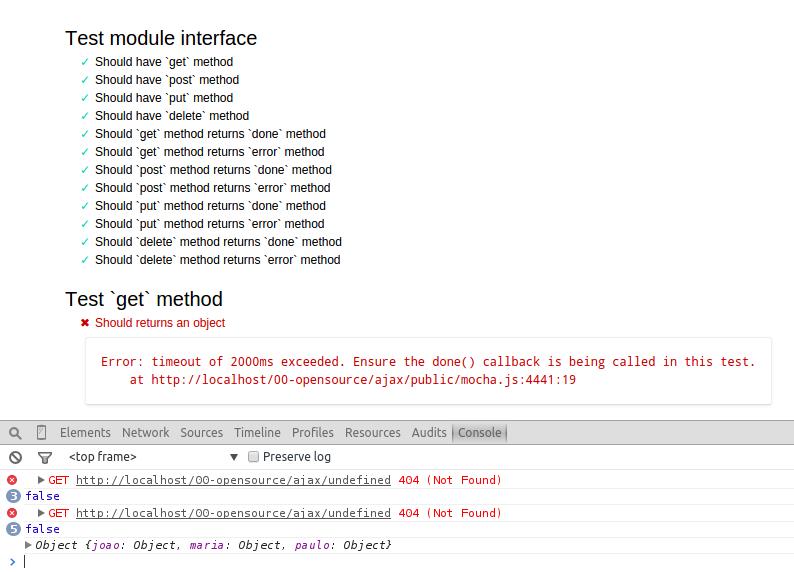 Javascript - Criando um módulo Ajax com Promises - Parte 4 | Da2k Blog